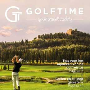Golftime magazine